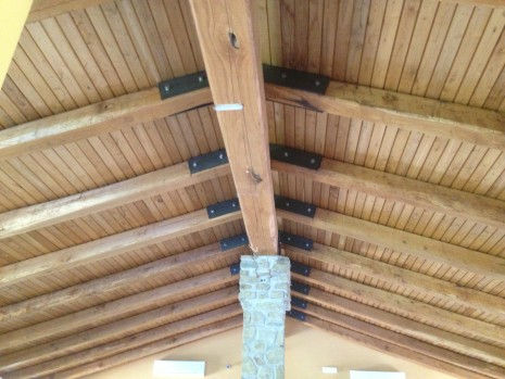 Coperture in legno 1