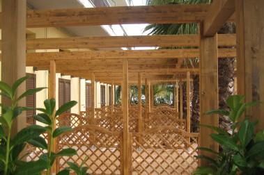Grigliati in legno 111