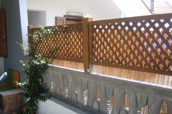 Grigliati in legno 119