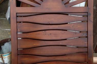 Grigliati in legno 124