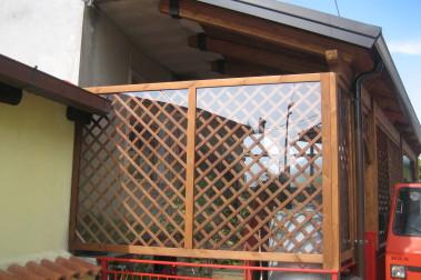 Grigliati in legno 126