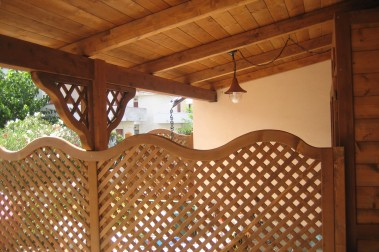 Grigliati in legno 2