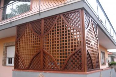 Grigliati in legno 3