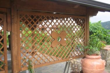Grigliati in legno 40