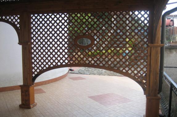 Grigliati in legno 52