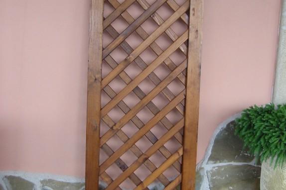 Grigliati in legno 60