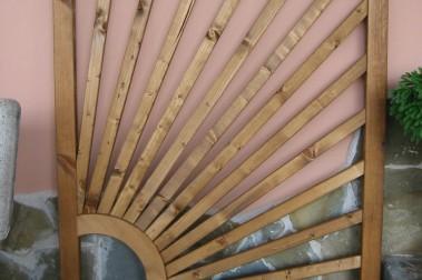 Grigliati in legno 64