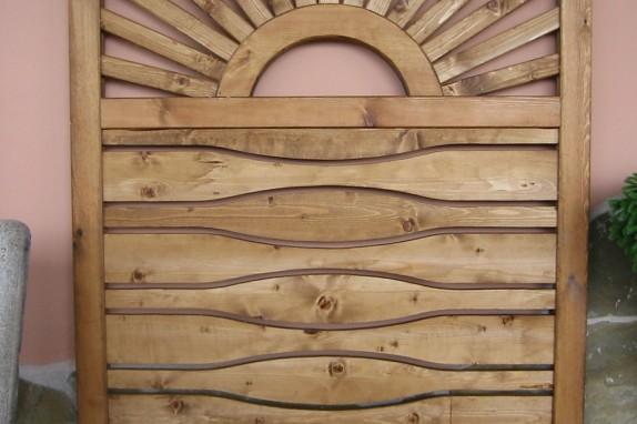 Grigliati in legno 66