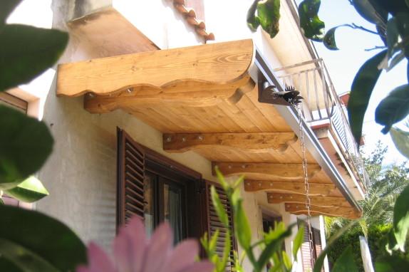 Pensiline in legno 26
