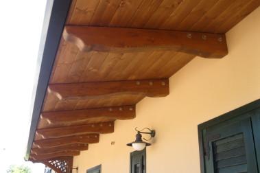 Pensiline in legno 32
