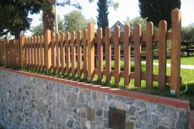 Recinzioni in legno 137