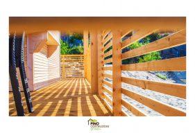 Pavimentazione Recinzione Lido in legno