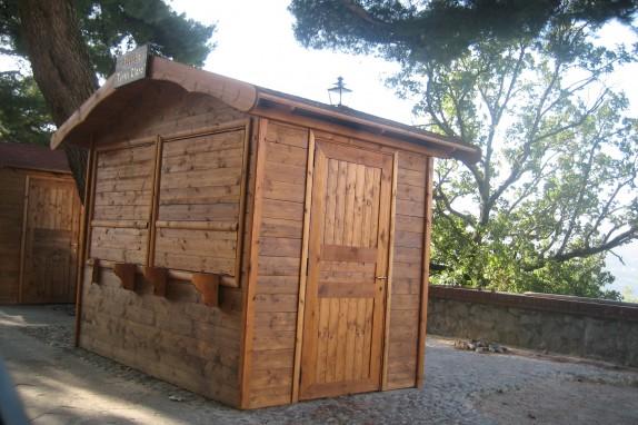 Casetta in legno 10