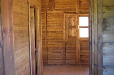 Casetta in legno 12 dettaglio