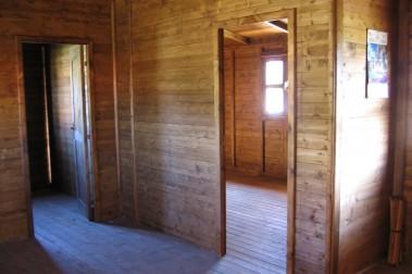 Casetta in legno 13 dettaglio