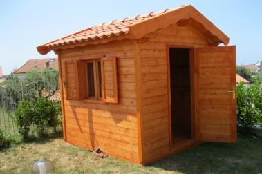 Casetta in legno 14