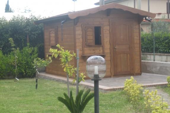 Casetta in legno 16
