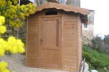 Casetta in legno 18