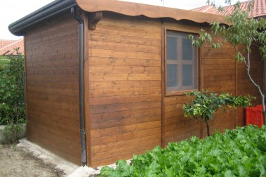 Casetta in legno 19
