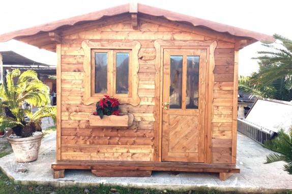 Casetta in legno 20