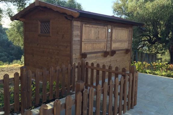 Casetta in legno 21
