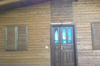 Casetta in legno 22 dettaglio
