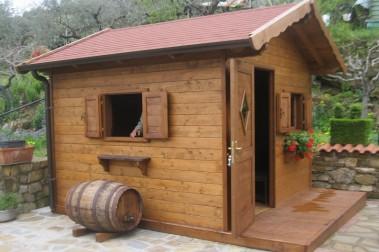Casetta in legno 3