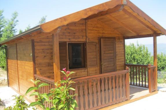 Casetta in legno 4