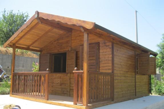 Casetta in legno 5
