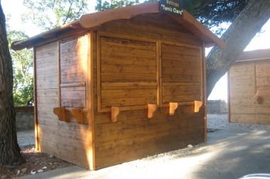 Casetta in legno 9
