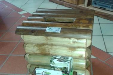 Cesto in legno